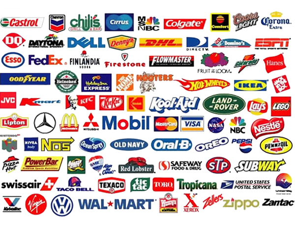 Fact Amazing: Did you Know how famous Brand Names were