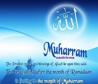 Gambar Foto Dp Ucapan Selamat Menyambut Tahun Baru Islam 1438 Hijriyah 2016 M