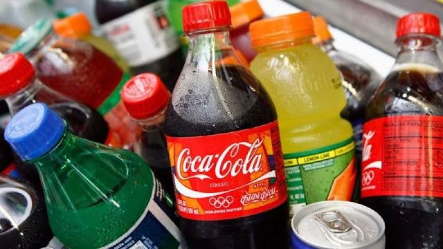 Sugary soda. Coke, sprite, gatorade. | www.TheFittestBlogger.com