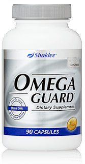 Omega guard, Set kehamilan shaklee, Omega 3, Ibu hamil