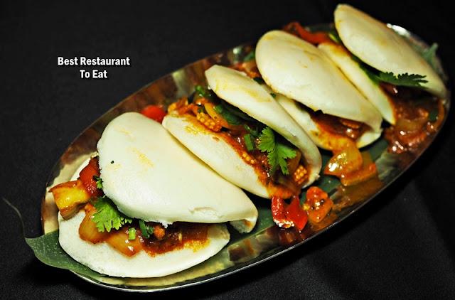 GOA BY HUBBA Menu - Vegetarian Mantao