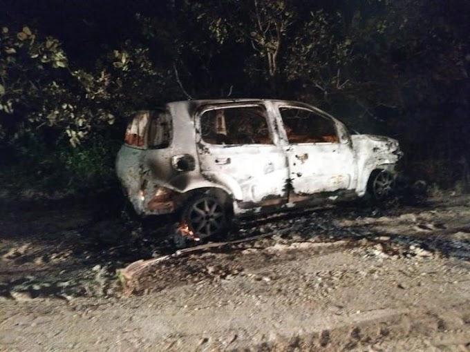 ATAQUES NO CEARÁ: Carro de funcionário do deputado Vitor Valim é incendiado
