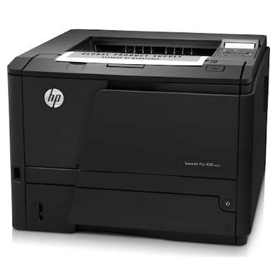 HP LaserJet Pro 400 Printer M401a Driver Download