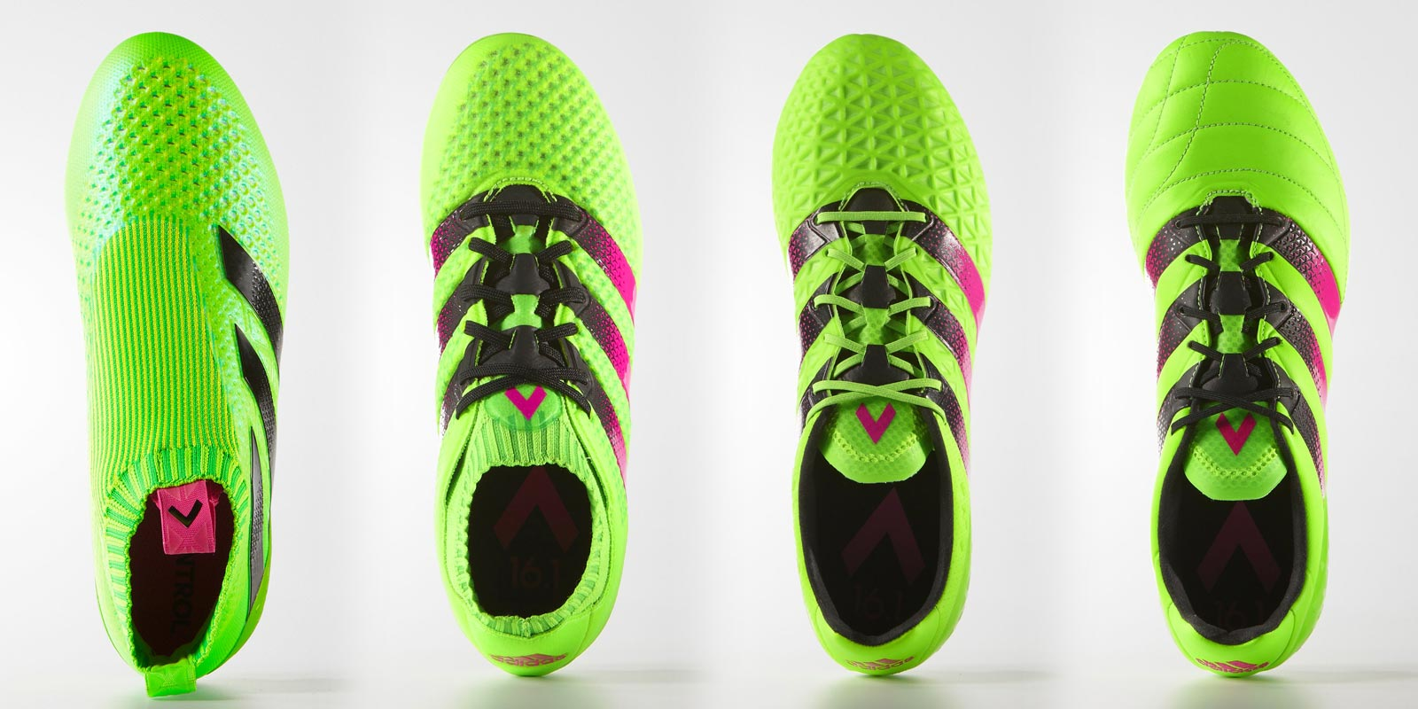 adidas ace no lace boots