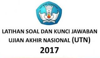 Soal UTN PLPG 2017