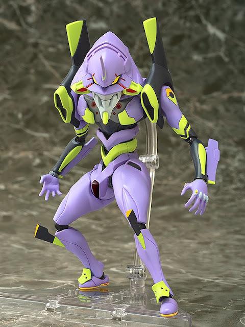 "Figuras: Abierto pre-order de Parfom EVA-01 de ""Rebuild of Evangelion"" - Phat Company"