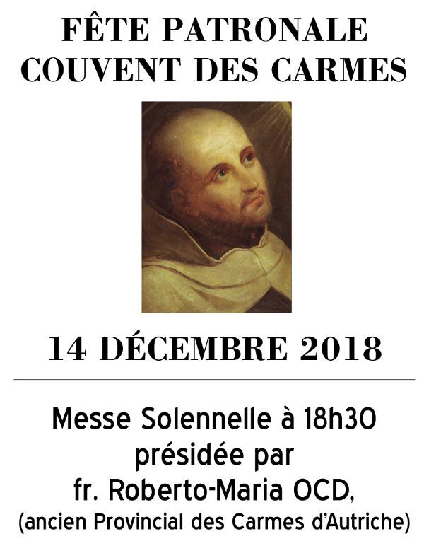 Couvent des Carmes Fribourg