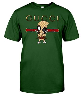 Deadpool Gucci Jumper T Shirts Hoodie Sweater Sweatshirt - Sunfrog