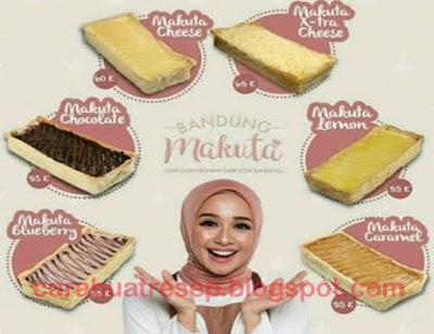 Foto Resep Makuta Bandung Cake Sederhana Spesial Asli Enak
