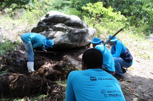 Projeto Renascendo recupera 21 nascentes e contribui para a melhoria da segurança hidroambiental, no Alto Sertão de Alagoas e Pernambuco
