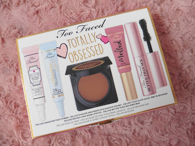 Kit Totally Obsessed de Too Faced
