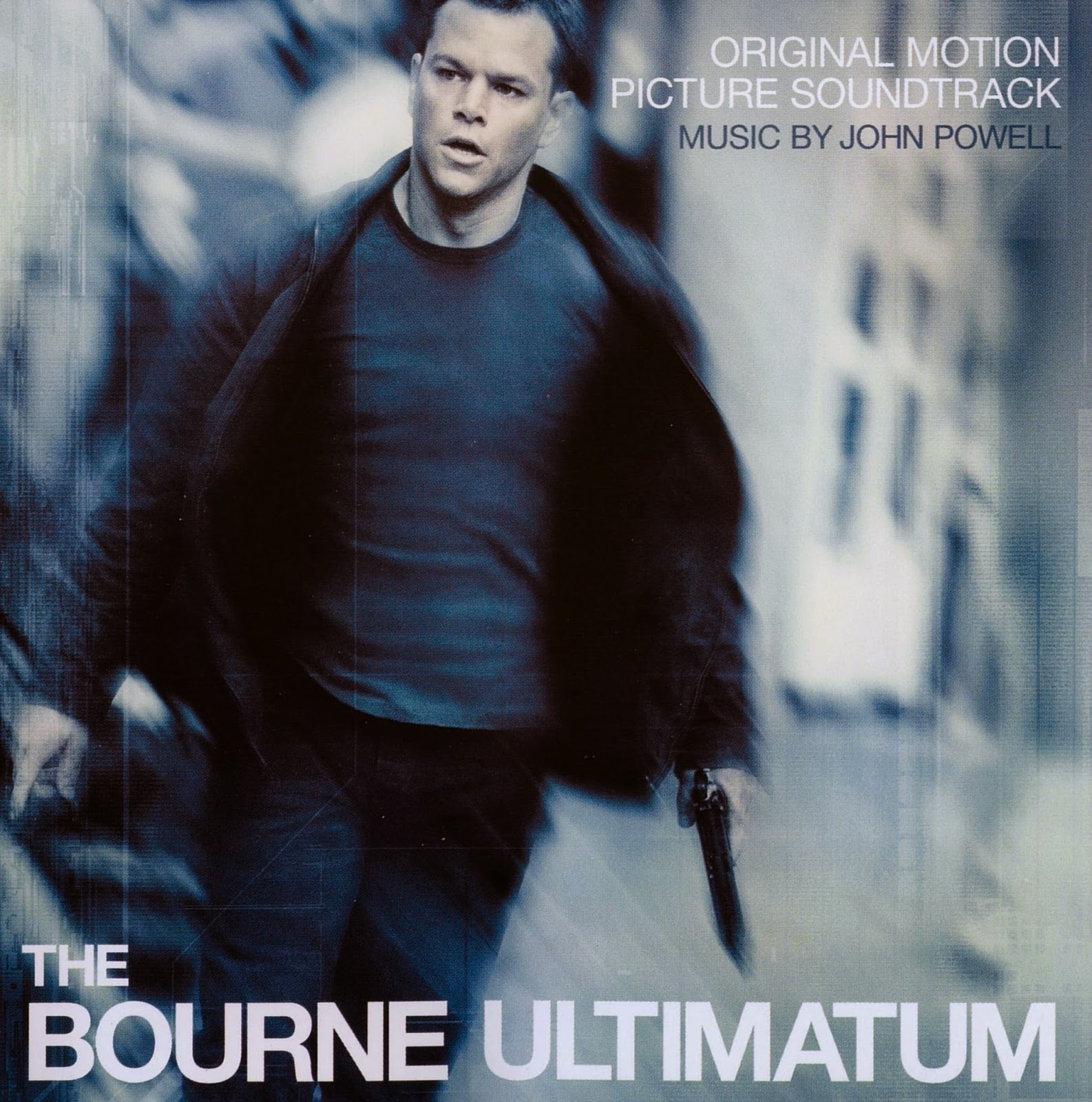 Brass Section In Movies The Bourne Ultimatum 2007