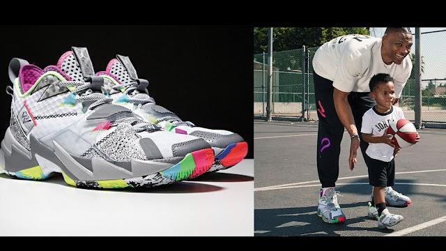 """¿Algo para el o ella? Jordan Brand presenta oficialmente """"Why Not Zer0.3"""" de Russell Westbrook"""