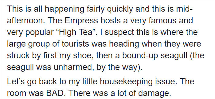 We Couldn't Stop Laughing With The Hilarious Story Of The Worst Hotel Guest Ever That Even Got Banned From Hotel Forever