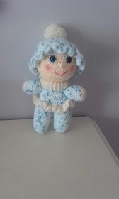 Amigurumi - Yoyo baby (ursinho) no Elo7 | Mey Crafts (EC9F2B) | 280x168