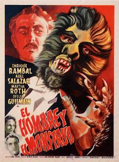 El hombre y el monstruo 1959 / una excepcional película del cine méxicano