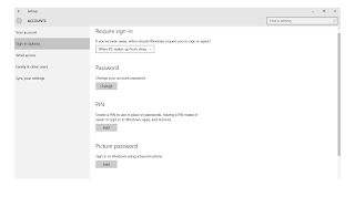 computer sign-in windows