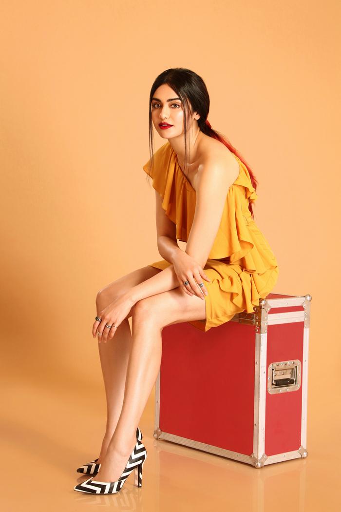 Adah Sharma Femina Magazine May 2017 Hot Photoshoot