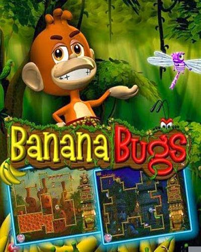 Free download banana bugs game, play banana bugs online for free.