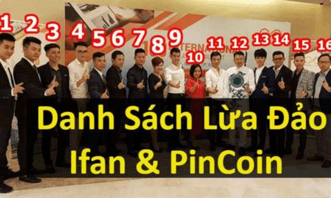 """IFan, Pincoin bị tố lừa 15.000 tỷ đồng: Vén màn """"liên minh ma quỷ"""" - Ảnh 1"""