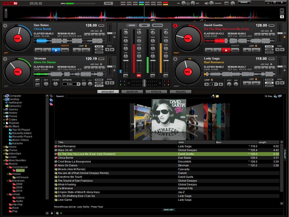 Virtual dj pro 7 free. download full version for windows 7 2013
