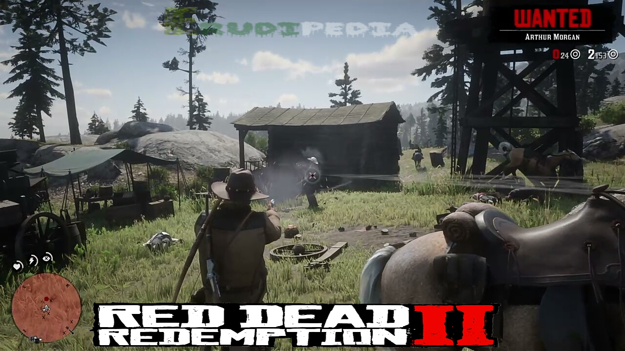 Red Dead Redemption 2 World Map and Gameplay Download