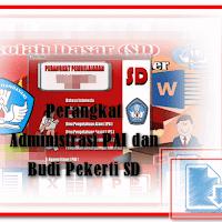 Perangkat Administrasi PAI dan Budi Pekerti SD