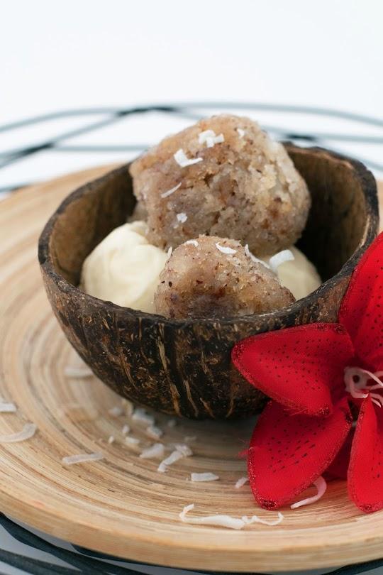 recette nougat de coco