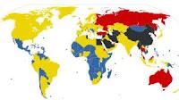 Come i paesi bloccano l'acceso a certi siti