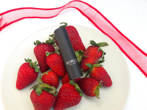 KIKO Milano Smart Lipstick - 904 Strawberry Pink