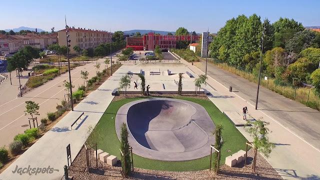 skatepark salon de provence