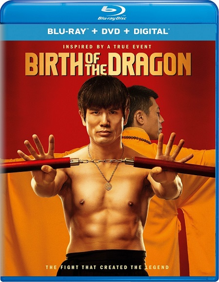 Birth Of The Dragon (2016) 720p y 1080p BDRip mkv AC3 5.1 ch subs español