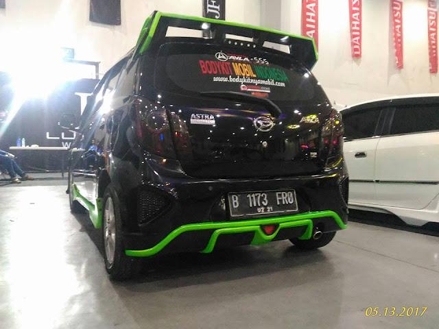 Daihatsu Ayla Indonesia - Daihatsu Dress Up Challenge 2017 - JEC