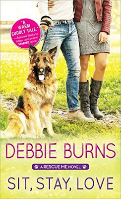 Romance, Review, Sit Stay Love, Debbie Burns, Bea's Book Nook