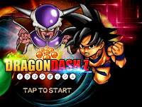 Download Dragon Ball Z Super Dash v1.0 Apk Mod Offline Terbaru 2017