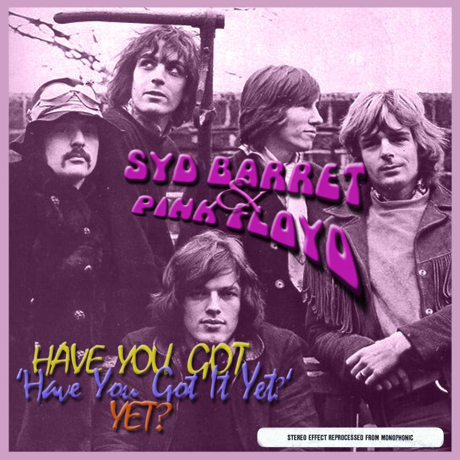 Syd Barrett - Rhamadam, Syd Barrett & The Dawn Of Pink Floyd
