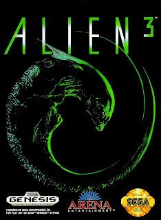 Alien 3 (BR) [ SMD ]