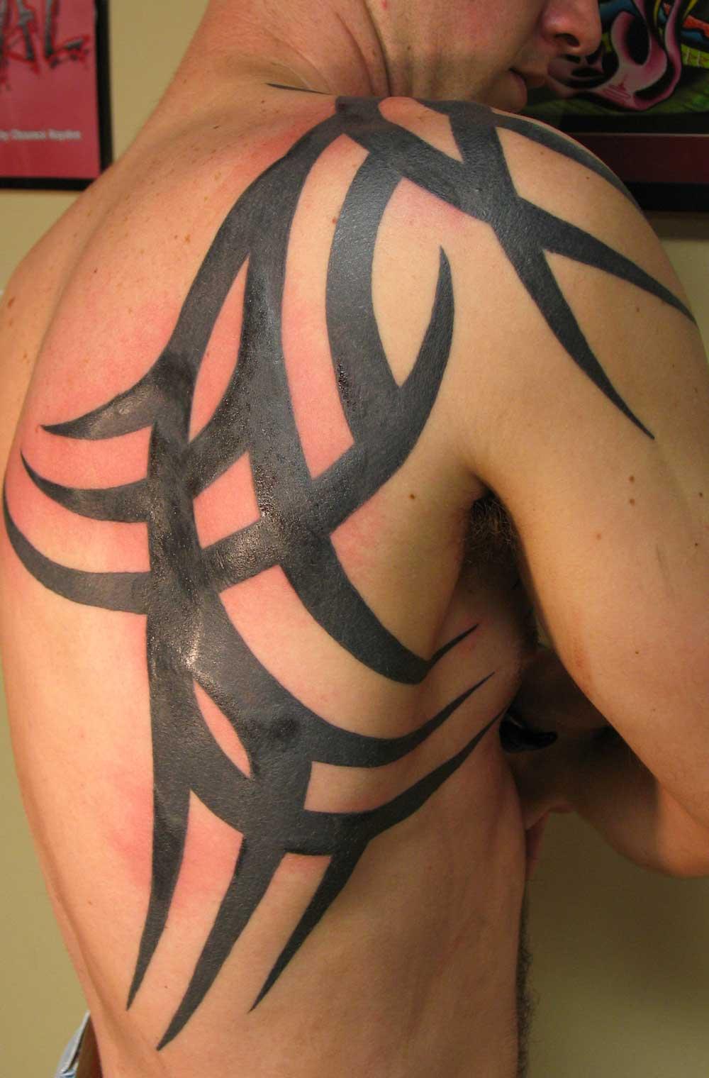 Tumb Tattoos Zone tattoos tribal for men