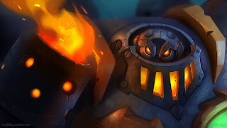 Battle Chasers Nightwar PC Wallpaper