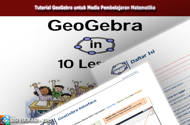 Tutorial GeoGebra untuk Media Pembelajaran Matematika