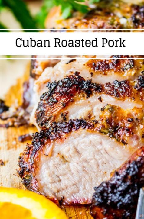 Cuban Roasted Pork