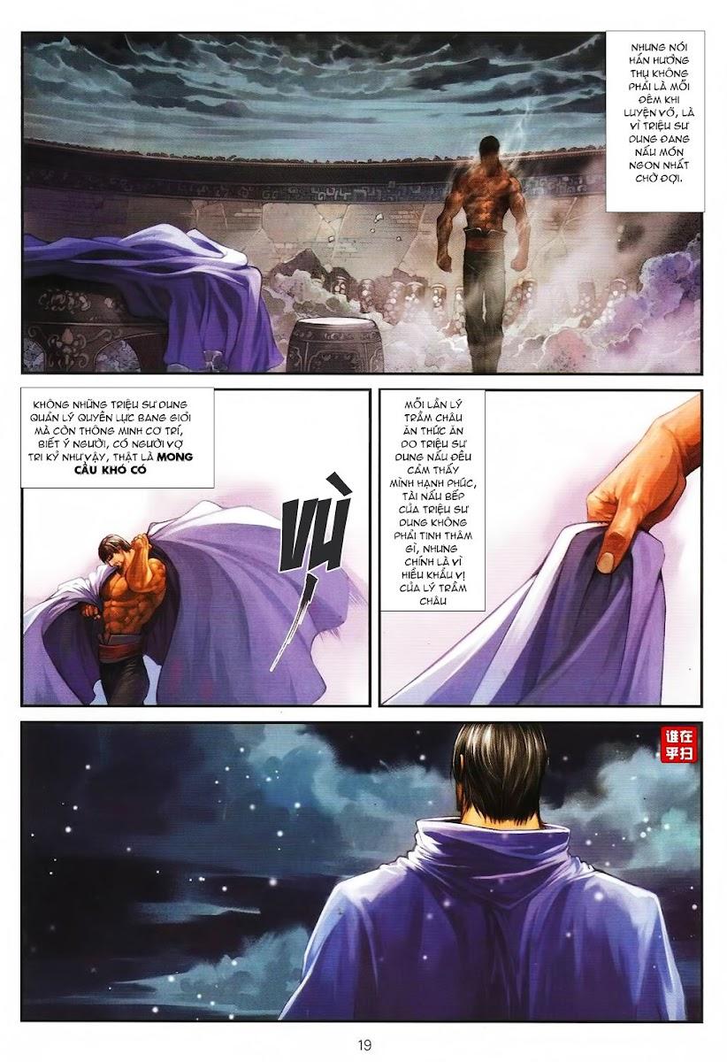 Ôn Thụy An Quần Hiệp Truyện chap 63 trang 19