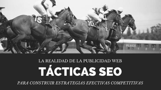Tácticas SEO para la Publicidad web Efectiva
