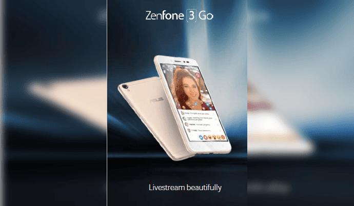 harga dan spesifikasi zenfone 3 go