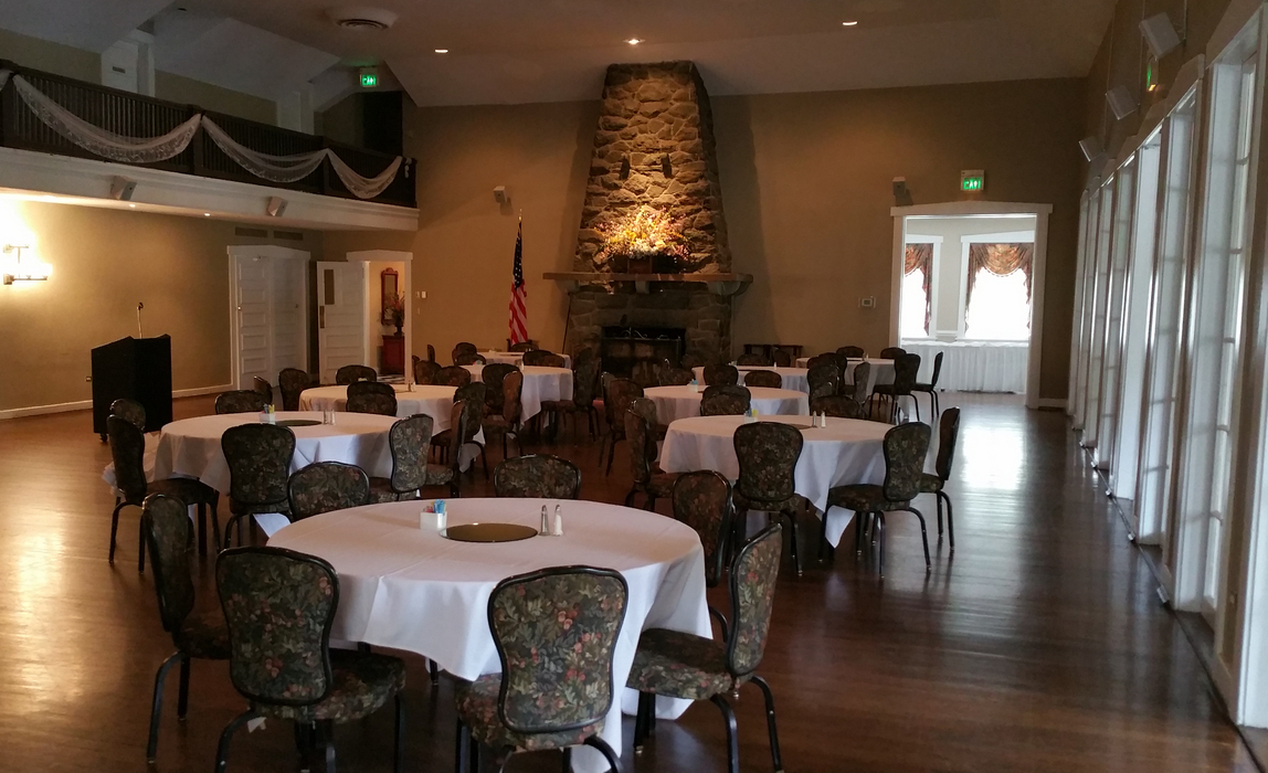 Oakwood Country Club Lynchburg VA Wedding Venues