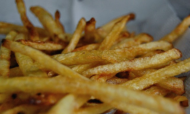 Christopher Stewart, Eating Fabulously, Blog, french fries, recipe
