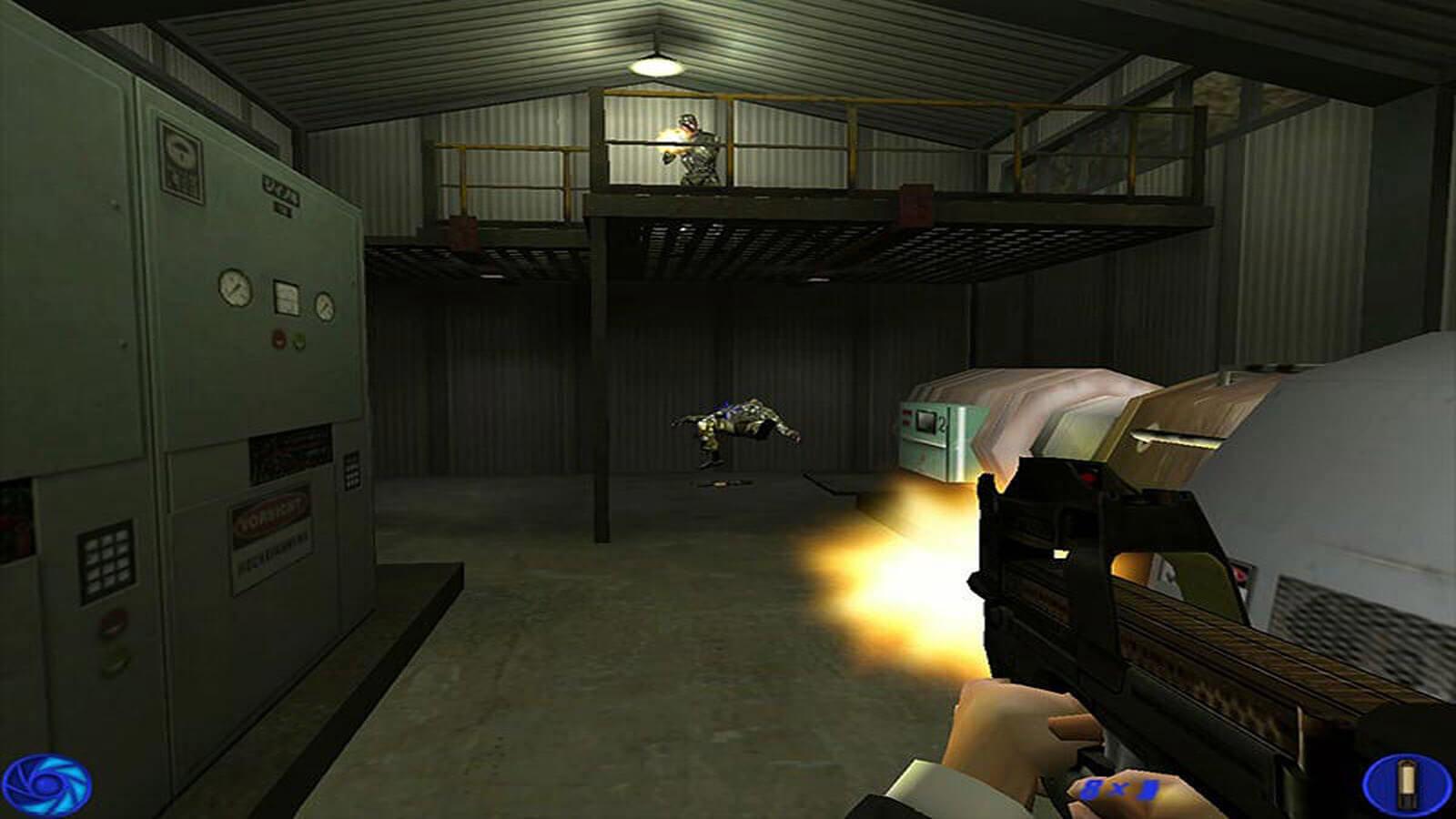 تحميل لعبة James Bond 007 Nightfire مضغوطة برابط واحد مباشر كاملة مجانا