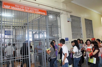 New Bilibid Prison in Muntinlupa