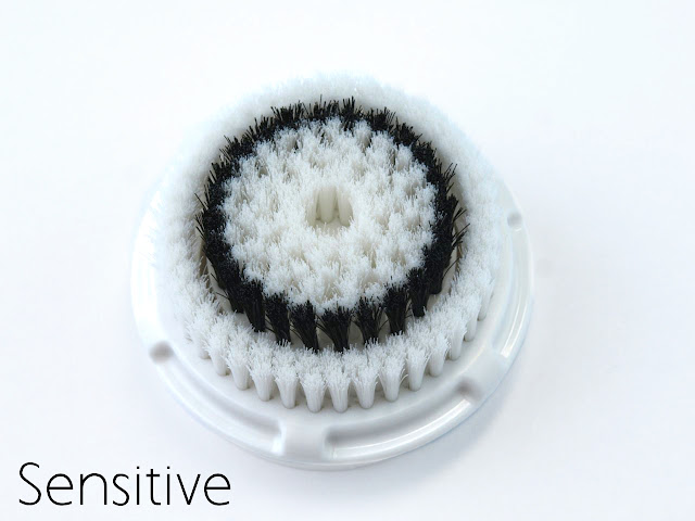Clarisonic Brush Heads: Review and Comparison Sensitive