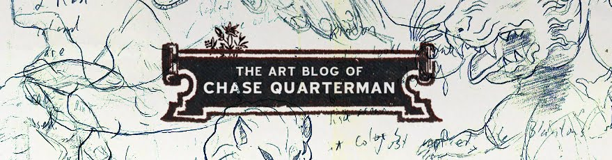 The Art of Chase Quarterman